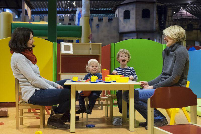 gezellig spelen indoorspeeltuin