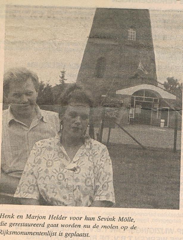 Henk en Marjon jong
